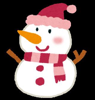 christmas_snowman