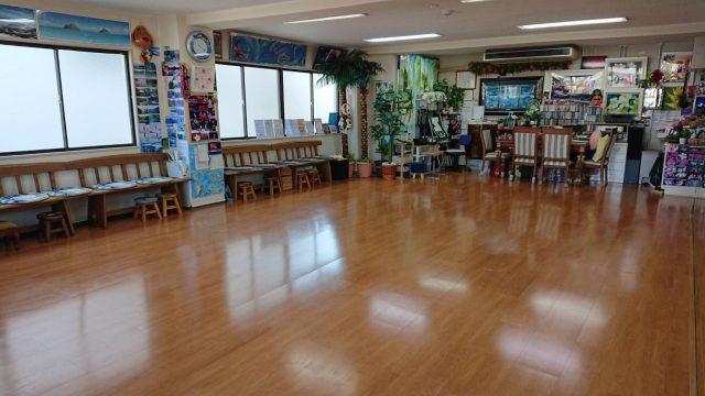 大井町フラダンス教室ナーレイレイコフラスタジオ
